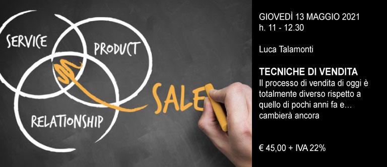 Tecniche di vendita